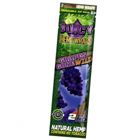 Juicy Jay Tobacco Free Wraps - Grapes Gone Wild (Purple)