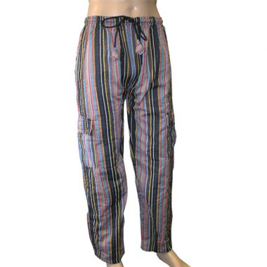 Baratheon Striped Combat Trousers