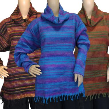 Super Soft Roll Neck Jumpers