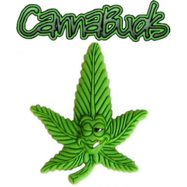 Cannabuds Pin Badge - Twitch