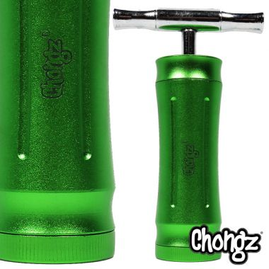 Chongz 'Mean Green' Pollen Press (130mm)