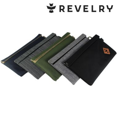 The Confidant Odour Absorbing Water Resistant Pouch by Revelry