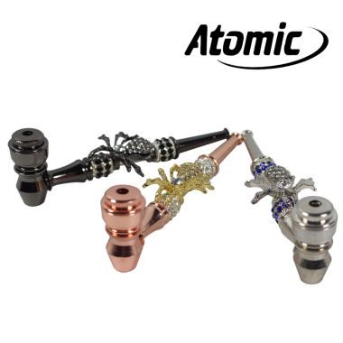 Atomic Spider Pipe