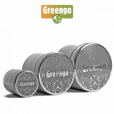Greengo 4-Part Sifter Grinder
