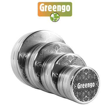 Greengo 2-Part Grinder