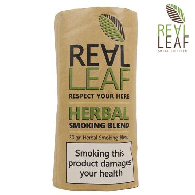 Real Leaf Organic Herbal Tobacco