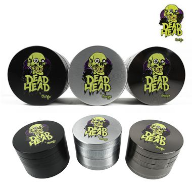 Dead Head by Chongz 60mm 4-Part Sifter Grinder