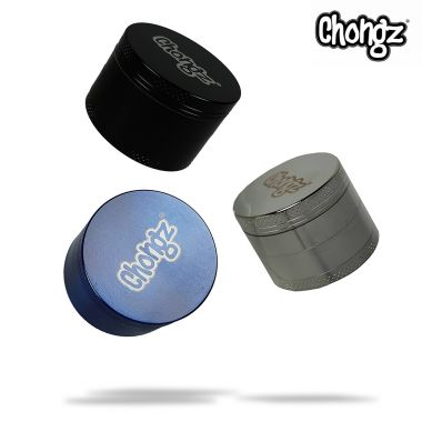Chongz 50mm 4-Part 'Bandicoot' Sifter Grinder