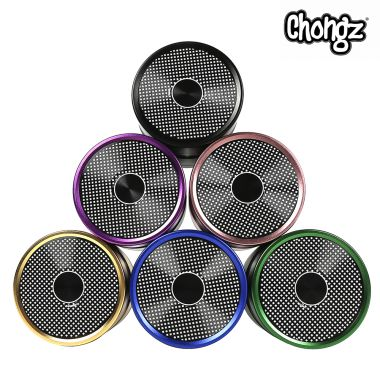 Chongz 'Now Zen' 60mm 4-Part Sifter Grinder