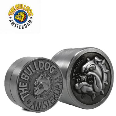 The Bulldog Metal Grinder