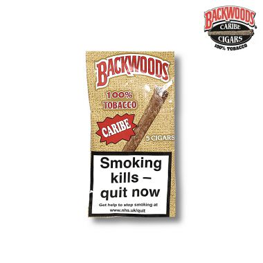 Backwoods Cigars - Caribe (Rum)