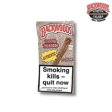 Backwoods Cigars - Authentic
