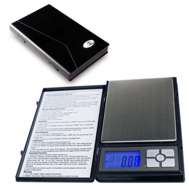 On Balance Notebook Scale