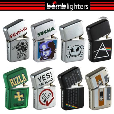 Bomb Lighters Wind Proof Lighters