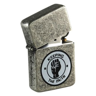 Bomb Lighters Wind Proof Lighters - Keep The Faith