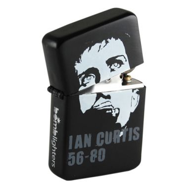 Bomb Lighters Wind Proof Lighters - Ian Curtis