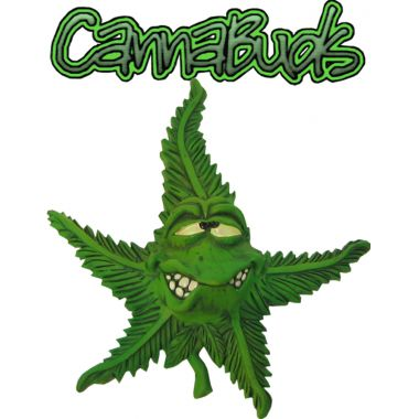 Cannabuds Magnet - Chulip